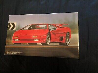 Fujimi 12054 Lamborghini Diablo 4wd VT