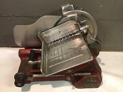 Vintage U.s. Slicing Machine Co. Gb Meat Deli Slicerelectric 16 Hp Motor