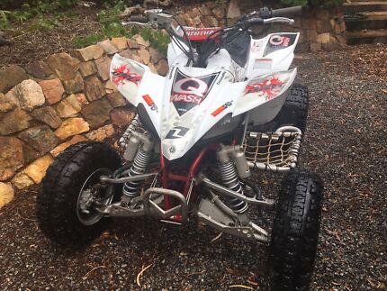 Yamaha yfz450 quad bike 06