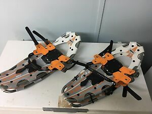 Two pair Snowshoes