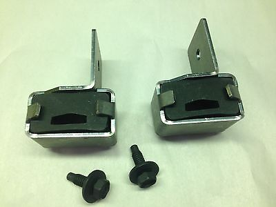 68-76 A Body Dart Barracuda Duster Exhaust Tip Hangers Made in USA