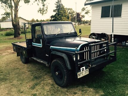 J10 jeep 1985 South Guyra Guyra Area Preview