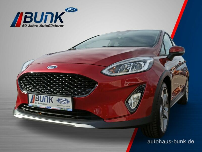 Ford Fiesta Active Plus 1,0l EcoBoost *-30%