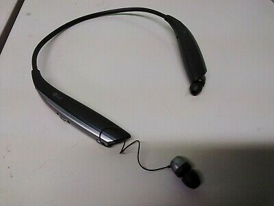 LG Tone Ultra HBS-820S Bluetooth Wireless JBL Stereo Headset Black(py418)