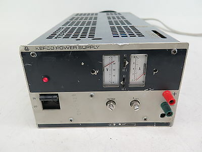Kepco Dc Power Supply Jqe 36-8 0-36 Volts 0-8 Amps