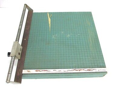 Vintage Premier 16 Rotary Trimmer Paper Cutter