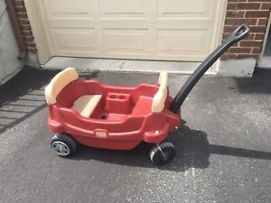 Brouette chariot tikes