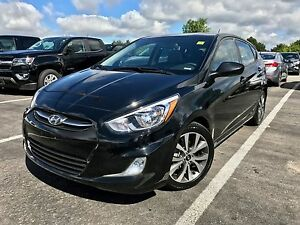 2017 Hyundai Accent 5DR HB AT SE