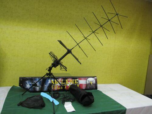 USGI TRIVEC-AVANT SATCOM UHF Portable Antenna AV-2040-3