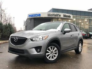 2013 Mazda CX-5 GS FWD GS FWD SUNROOF, HEATED SEATS, BLINDSPOT M