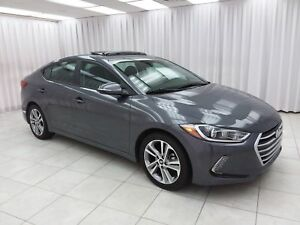 2017 Hyundai Elantra GLS SEDAN w/ BLUETOOTH, HEATED SEATS / STEE