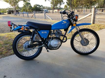Honda 1976 xl 175