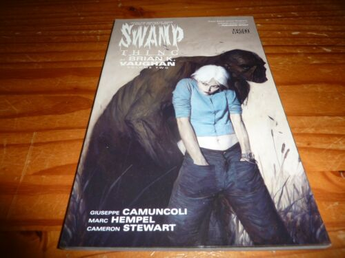 SWAMP THING BY BRIAN K VAUGHAN DC VERTIGO VOL 2 TPB 1st Print Unread NM