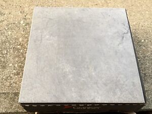Heavy Duty Water Absorption Grey Square Floor Tiles 16pcs