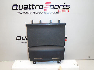 AUDI A3 8P 2006 13 CENTER CONSOLE FRONT ASHTRAY HOUSING WITH INSERT 8P0957951
