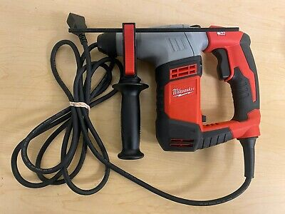 Milwaukee 5263-20 58 Sds Plus Rotary Hammer Drkill - Nice Little Compact Drill