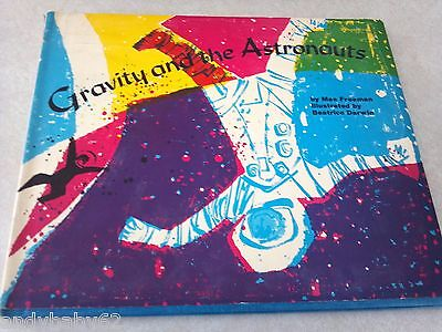 Vintage Children's Book: Gravity and the Astronauts (1970)