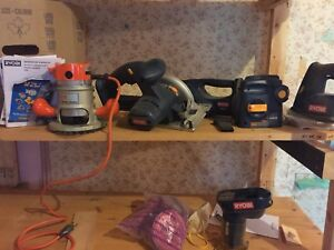 18V cordless kit drill, impact etc - price drop!