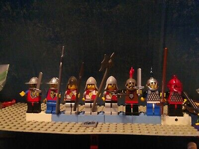 Lego vintage knights lot#3(8)