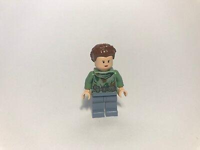 LEGO ® Star Wars Minifigur Prinzessin Leia im Endor Outfit aus 8038