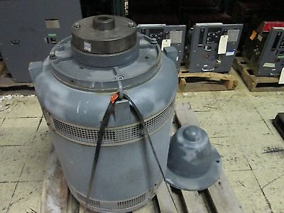 Worldwide Motor S100-18-460-404tp 100hp 1800rpm 404tp Frame Vertical Mount Used