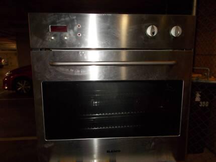 Blanco 60cm Oven