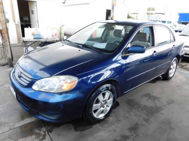 Imagen 1 de Toyota Corolla blue