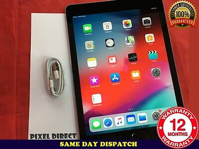 EXCELLENT Apple iPad Air 2 64GB WiFi 4G UNLOCKED, SPACE GREY +Touch ID - Ref 253