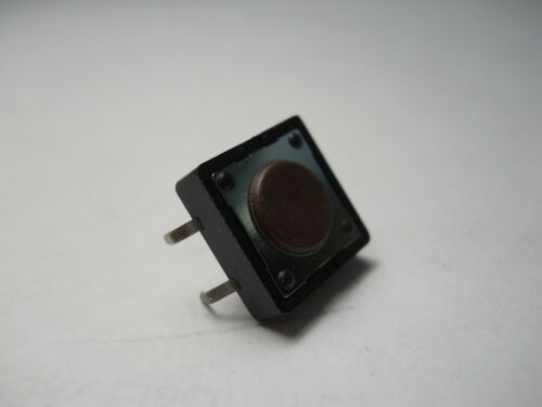 Tactile Switch, SPST, OFF/(ON) Momentary 30-14416(New Old Stock)(QTY 5 ea)OFC