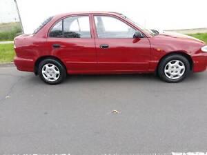 1998 huyundi auto Preston Darebin Area Preview