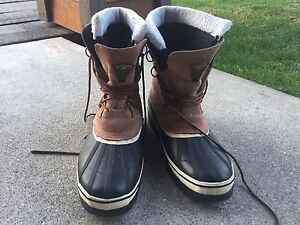 Sketches US13 winter boots