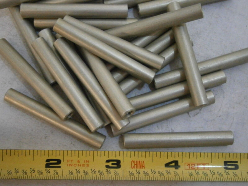 """Amatom 8173-A-0632-10 Female Standoff 1/4"""" x 1-7/8 6-32 Aluminum Lot of 14 #3876"""