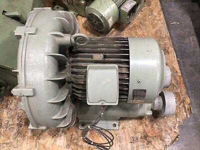 Fuji Ring Compressor Blower Vfc703a-7w 6.7hp 3 Ph 991tawad