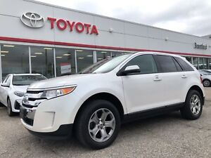 2013 Ford Edge SEL, AWD, Only 84043 km's, Leather, Sunroof,