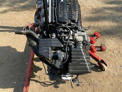 HONDA CIVIC Manual 2011 1.4 Petrol Complete Engine and gearbox