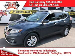 2016 Nissan Rogue SL Special Edition, Sunroof, Back Up Camera, A