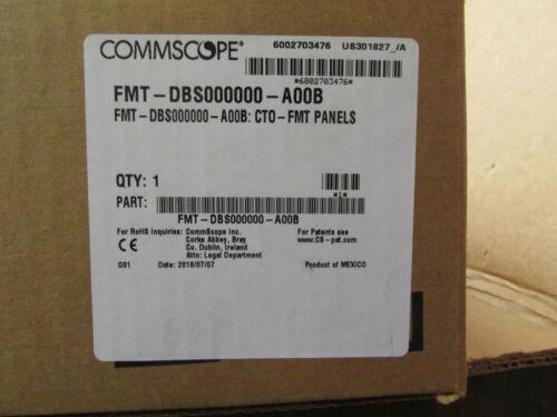 ADC / COMMSCOPE FMT-DBS000000-A00B FIBER MANAGEMENT TRAY RACKMOUNT (NEW)