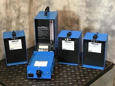 Gilian Aircon2 High Volume Air Sampler W Power Module And Batteries