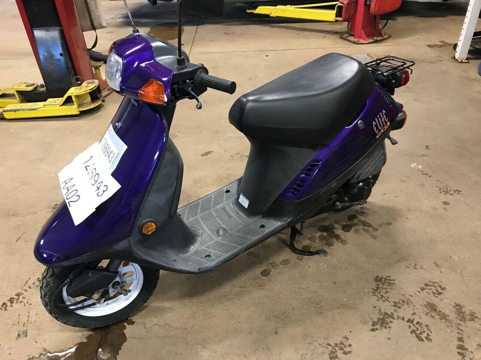 1996 Honda Elite SR Moped  T1296943