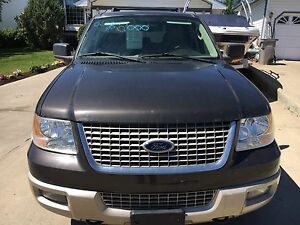 2006 Ford Expedition 4x4 Eddie Bauer Edition