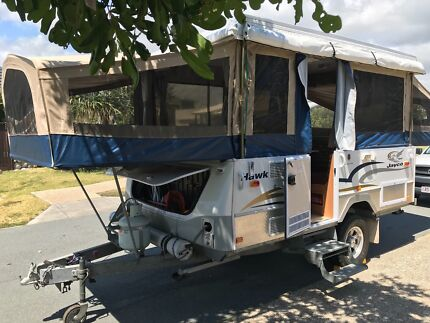 Jayco Hawk Outback 2007  Excellent condition Mount Coolum Maroochydore Area Preview