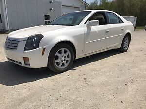 CADILLAC CTS 2006+ 3,6LITRES+ TRES PROPRE+LE MOINS CHER