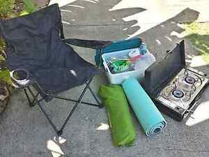 Camping Gear, Chair, Tent, Mat, Cooker & kitchen tools. Cairns Cairns City Preview