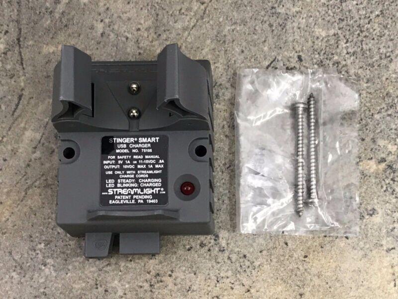 Streamlight Smart Charger Holder for All Stinger - 75105 Authorized Dealer