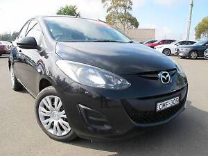 2010 Mazda 2 Medlow Bath Blue Mountains Preview