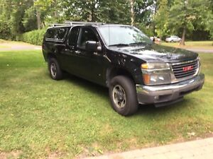 Gmc canyon 2009 4x4 (4cylindre 2.9L)