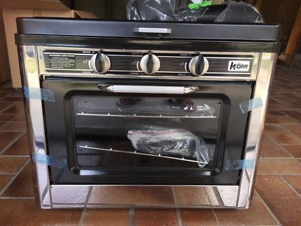 IKEA brand camp combined gas stove/oven Oxley Brisbane South West Preview