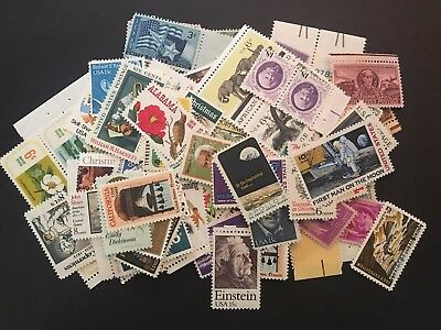 MINT VINTAGE POSTAGE = FACE VALUE of $12.50+ Add Some Character To Your Mail!
