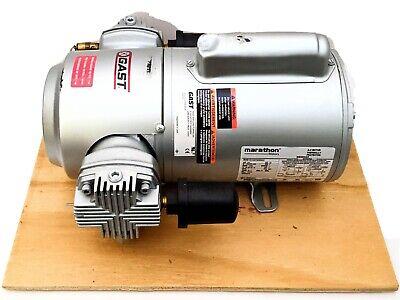 Gast 5hcd-43-m550ngx Piston Air Pump 34hp 115208-230v 1ph