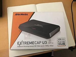 AverMedia ExtremeCAP U3 - Mac/PC/Xbox/PS4 South Yarra Stonnington Area Preview